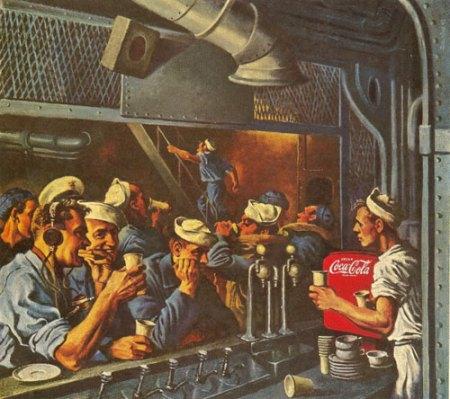1944 Coke Ad