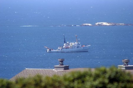 NOAA Fisheries Research Vessel, David Star Jordan